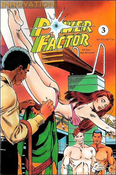 Power Factor (1980) 3-A by Innovation