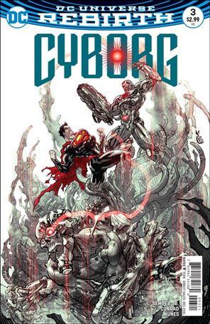 Cyborg (2016) 3-B