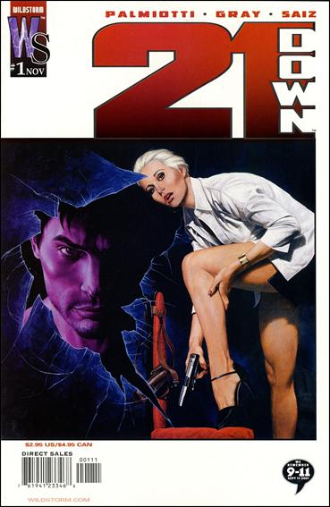 21 Down 1-A by WildStorm