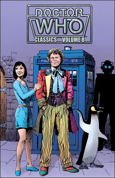 Doctor Who Classics 8-A by IDW