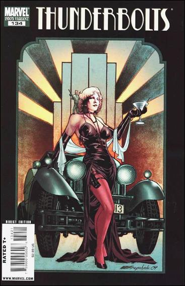 Thunderbolts (1997) 134-B by Marvel