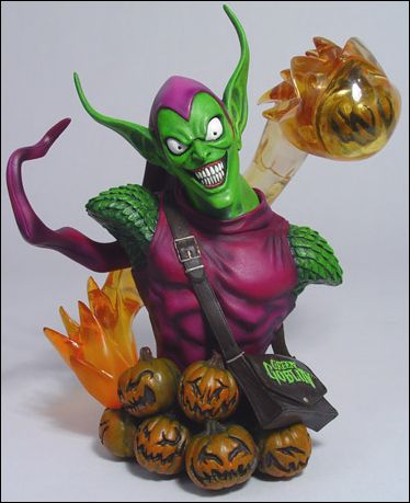 Rogue's Gallery Green Goblin 1/7500 by Diamond Select