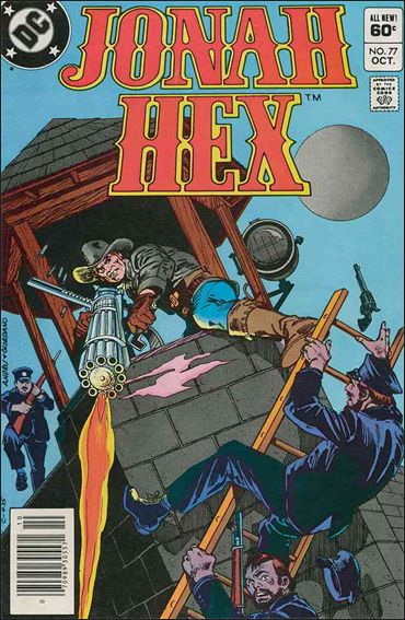 Jonah Hex (1977) 77-A by DC