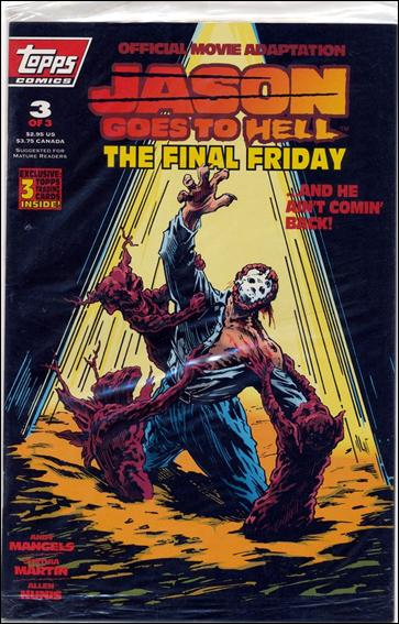 Jason Goes to Hell: The Final Friday 3-B by Topps