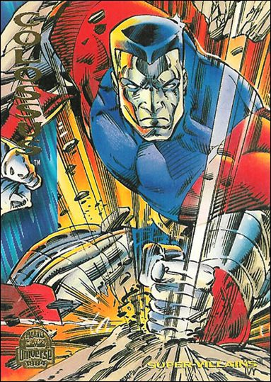 Marvel Universe: Series 5 (Base Set) 96-A by Fleer