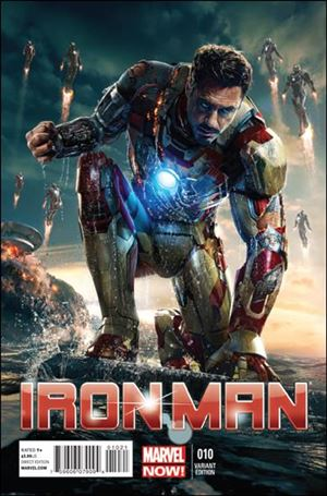 Iron Man (2013) 10-B