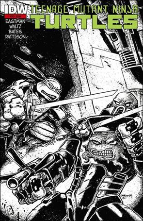 Teenage Mutant Ninja Turtles (2011) 20-D