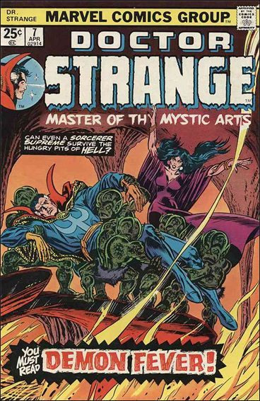 Doctor Strange (1974) 7-A by Marvel