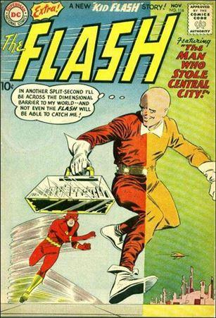Flash (1959) 116-A