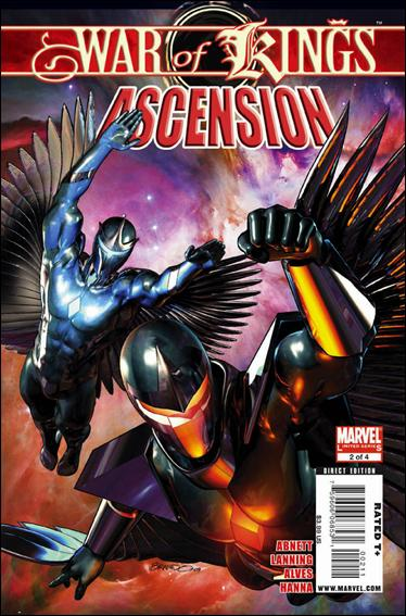 War of Kings: Ascension 2-A by Marvel