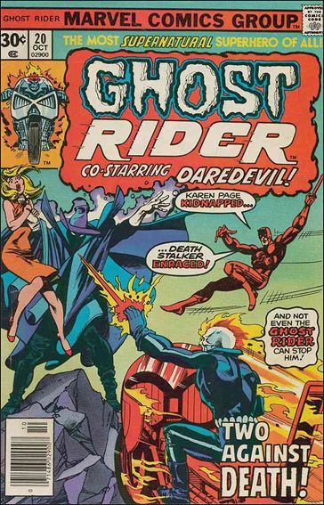 Ghost Rider (1973) 20-A by Marvel