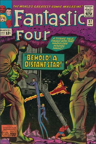 Fantastic Four (1961) 37-A by Marvel