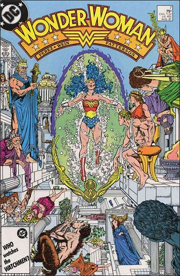 Wonder Woman (1987) 7-A by DC