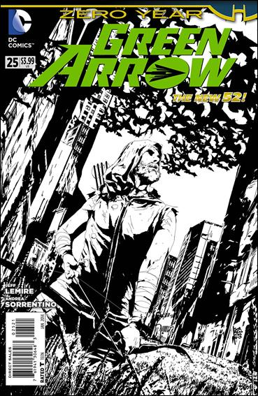 Green Arrow (2011) 25-B by DC