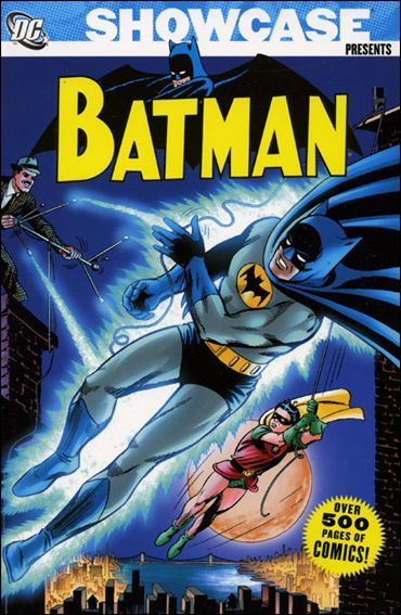Showcase Presents Batman 1-A by DC