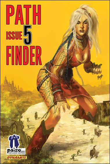 Pathfinder 5-G by Dynamite Entertainment