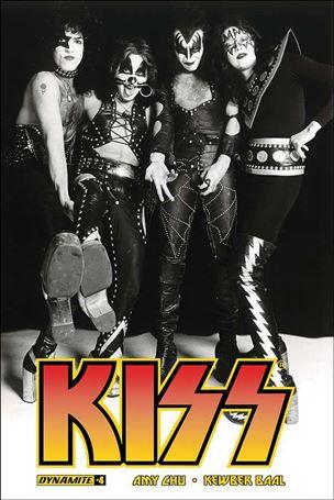 Kiss (2016) 4-C