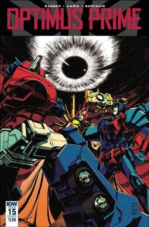 Optimus Prime 15-A