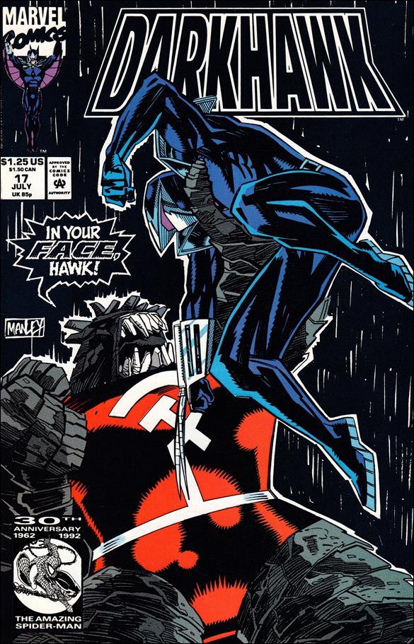 Darkhawk 17-A by Marvel