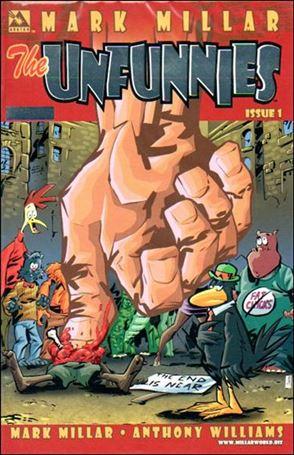 Mark Millar's The Unfunnies 1-C