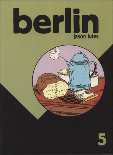 Berlin 5-A by Black Eye