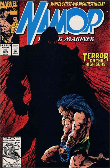 Namor: The Sub-Mariner 30-A by Marvel