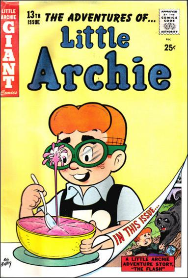 Little Archie 13-A by Archie
