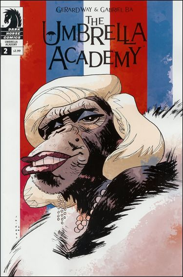 Umbrella Academy: Dallas 2-A by Dark Horse
