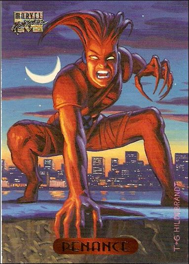 1994 Marvel Masterpieces (Base Set) 88-A by Fleer