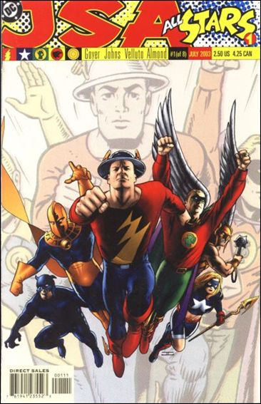 JSA: All Stars 1-A by DC