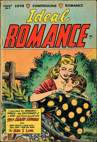 Ideal Romance 5-A by Key Publications