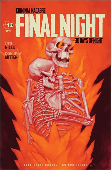 Criminal Macabre: Final Night - The 30 Days of Night Crossover 4-A by Dark Horse