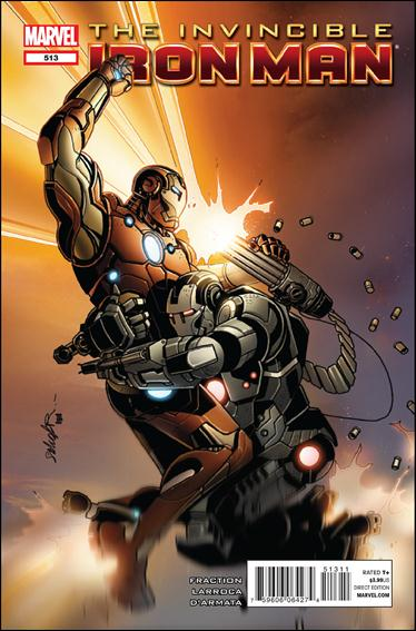 Invincible Iron Man (2008) 513-A by Marvel