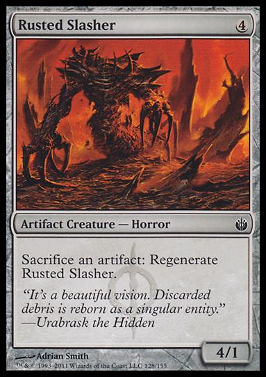 Magic the Gathering: Mirrodin Besieged (Base Set)128-A by Wizards of the Coast