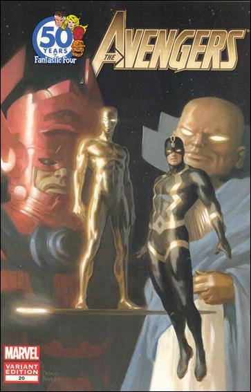 Avengers (2010) 20-B by Marvel