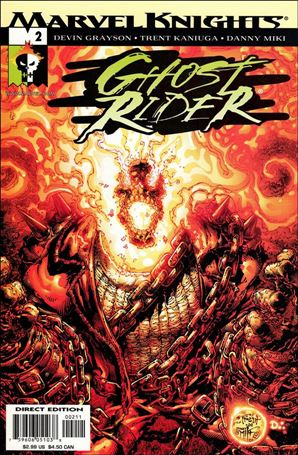 Ghost Rider (2001) 2-A