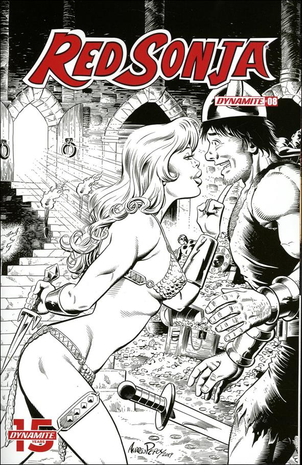 Red Sonja (2019) 8-O by Dynamite Entertainment