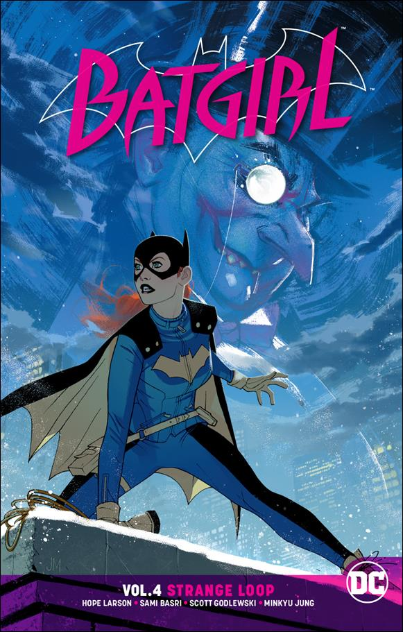 Batgirl (2017) 4-A by DC