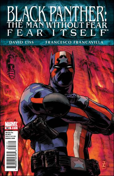 Black Panther: The Man Without Fear 521-A by Marvel