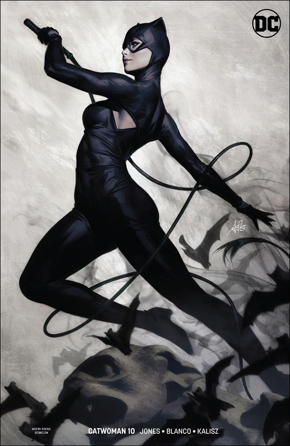 Catwoman (2018) 10-B by DC