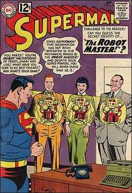 Superman (1939) 152-A by DC