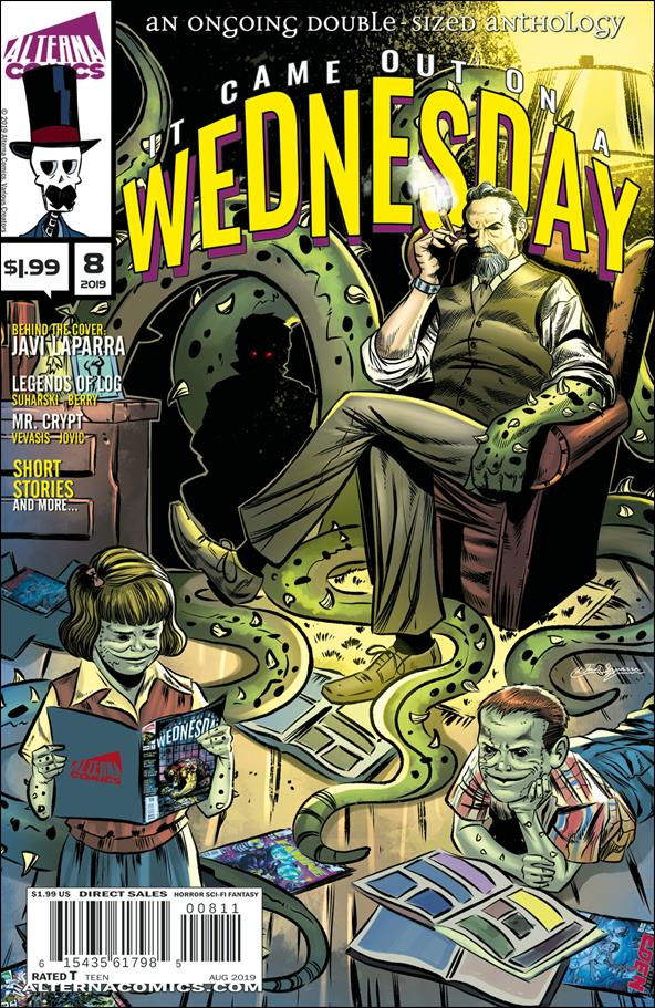 It Came Out on a Wednesday 8-A by Alterna Comics