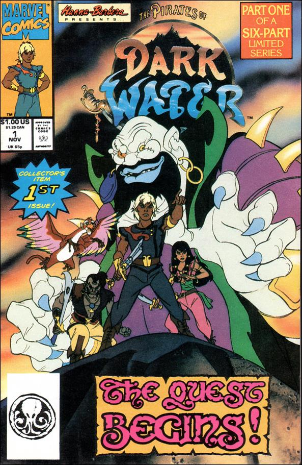 Pirates of Dark Water 1-A by Marvel