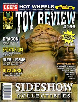 Lee's Toy Review 166-A