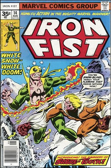 Iron Fist (1975) 14-B by Marvel