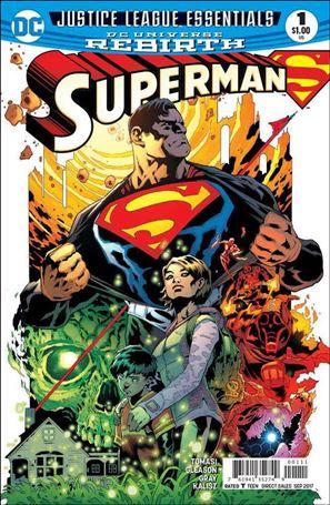 Superman (2016) 1-F