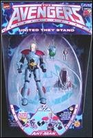 Avengers: United They Stand (Animated)  Ant-Man by Toy Biz