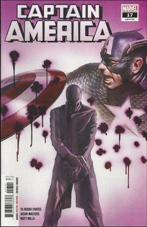 Captain America (2018) 17-A