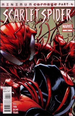 Scarlet Spider (2012) 11-A by Marvel