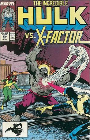 Incredible Hulk (1968) 336-A